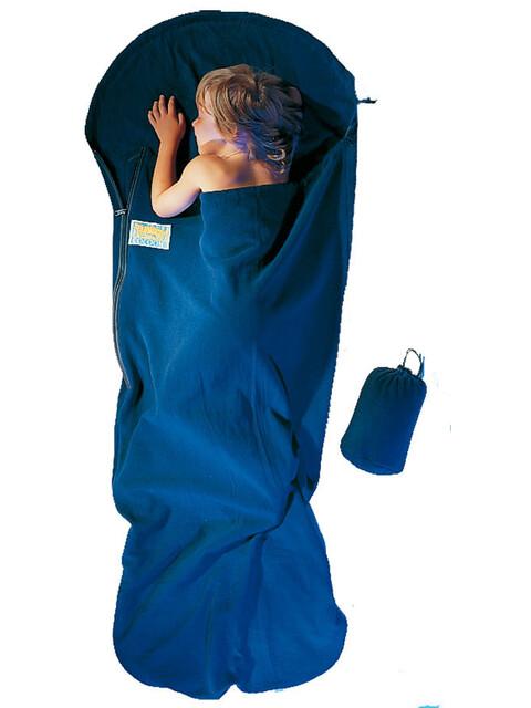 Cocoon KidBag - Fundas para sacos Niños - Fleece azul